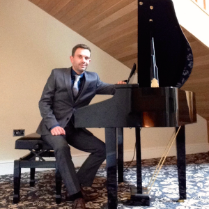 Dream Day Music wedding pianist Craig at The Villa